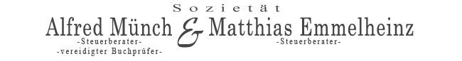 Sozietät Münch & Emmelheinz